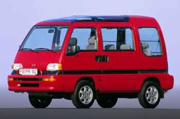 1993 Subaru E-Wagon