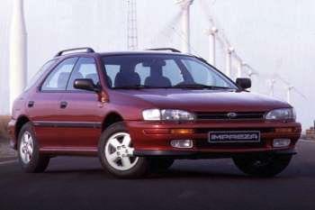 1993 Subaru Impreza Plus