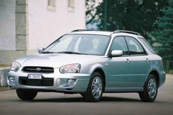 Subaru Impreza Plus