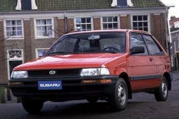 1989 Subaru Justy
