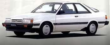 Subaru L-serie Coupe