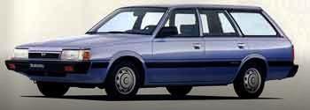 Subaru L-serie Stationwagon