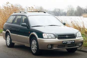 subaru legacy outback 3 0 h6 awd automatic 2000 2002. Black Bedroom Furniture Sets. Home Design Ideas