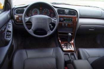Subaru Legacy Outback 30 H6 AWD Automatic 2000  2002 209 Hp