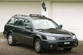 Subaru Legacy Outback Images 5 Of 7 Cars Data Com