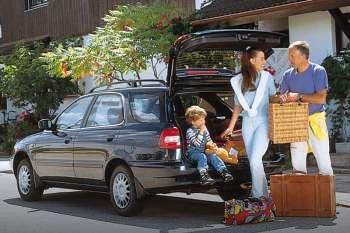 Suzuki Baleno Wagon