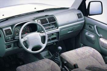 Suzuki Jimny 1 3 4wd Jlx Manual 2001 2004 80 Hp 3 Doors Technical Specifications