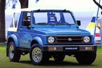 Suzuki Samurai Cabrio