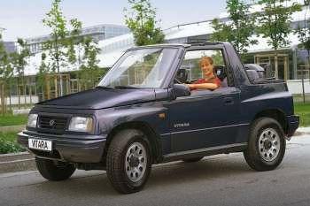 1988 Suzuki Vitara Cabrio