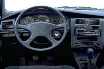 Toyota Carina E Stationwagon 1993 Pictures Toyota Carina