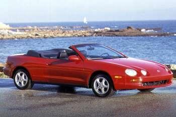 Toyota Celica Convertible