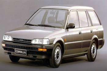 Toyota Station Wagon >> Toyota Corolla Stationwagon Models Cars Data Com