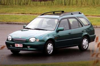 Toyota Corolla Wagon