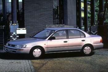 Toyota Corolla models | cars-data com