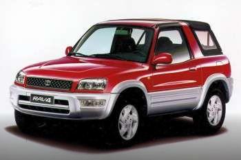 Toyota Funcruiser Softtop