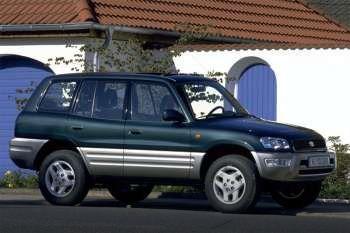 Toyota Funcruiser Wagon