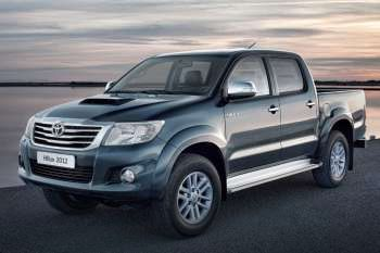2012 Toyota Hilux Dubbele Cabine