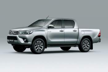 Toyota Hilux Dubbele Cabine