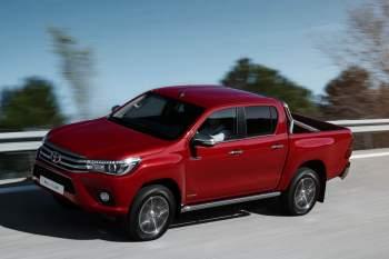 Toyota Hilux Dubbele Cabine