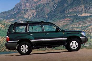 toyota land cruiser 100 1998 pictures, toyota land cruiser 100