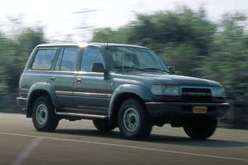 Toyota Land Cruiser Customwagon