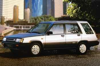 1983 Toyota Tercel Wagon