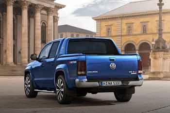 Volkswagen Amarok Dubbele Cabine