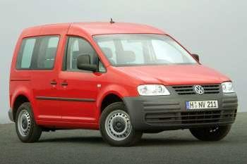 2004 Volkswagen Caddy Combi