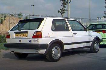 1986 volkswagen golf 3 door specs cars data com rh cars data com 1989 Golf Ancha Con Facia manual golf 1989