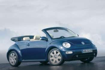 2003 Volkswagen New Beetle Cabrio