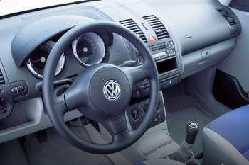 volkswagen polo 1999 - 2001 models - 5-door hatchback