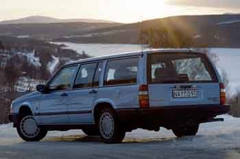 Volvo 740 Estate