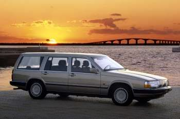 Volvo 760 Estate