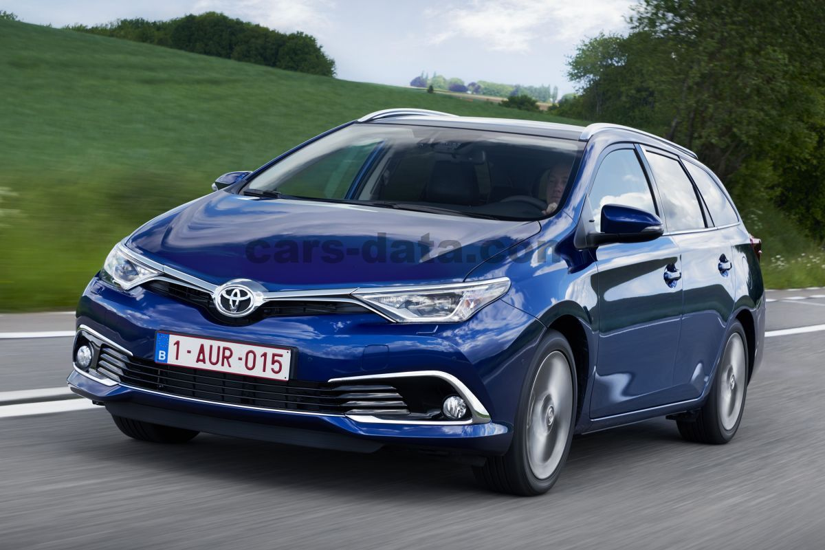 Toyota Auris Touring Sports 1.8 Hybrid Business Plus ...