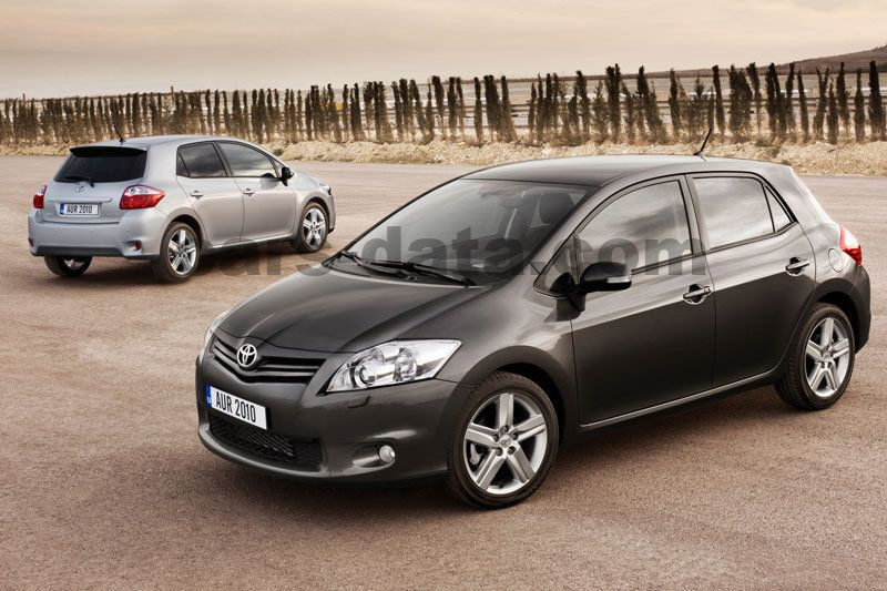 Toyota Auris 2010 Pictures 43 Of 44 Cars Data