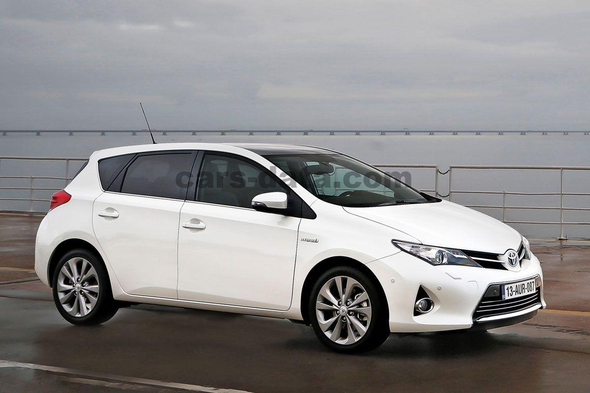 Toyota Auris 2013 imgenes, fotos, imgenes Toyota Auris ...