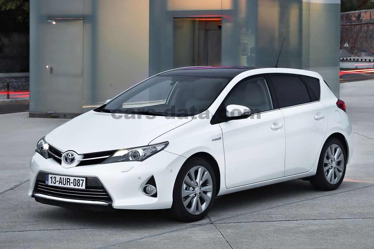 toyota auris 2013 pictures toyota auris 2013 images 4 of 29. Black Bedroom Furniture Sets. Home Design Ideas