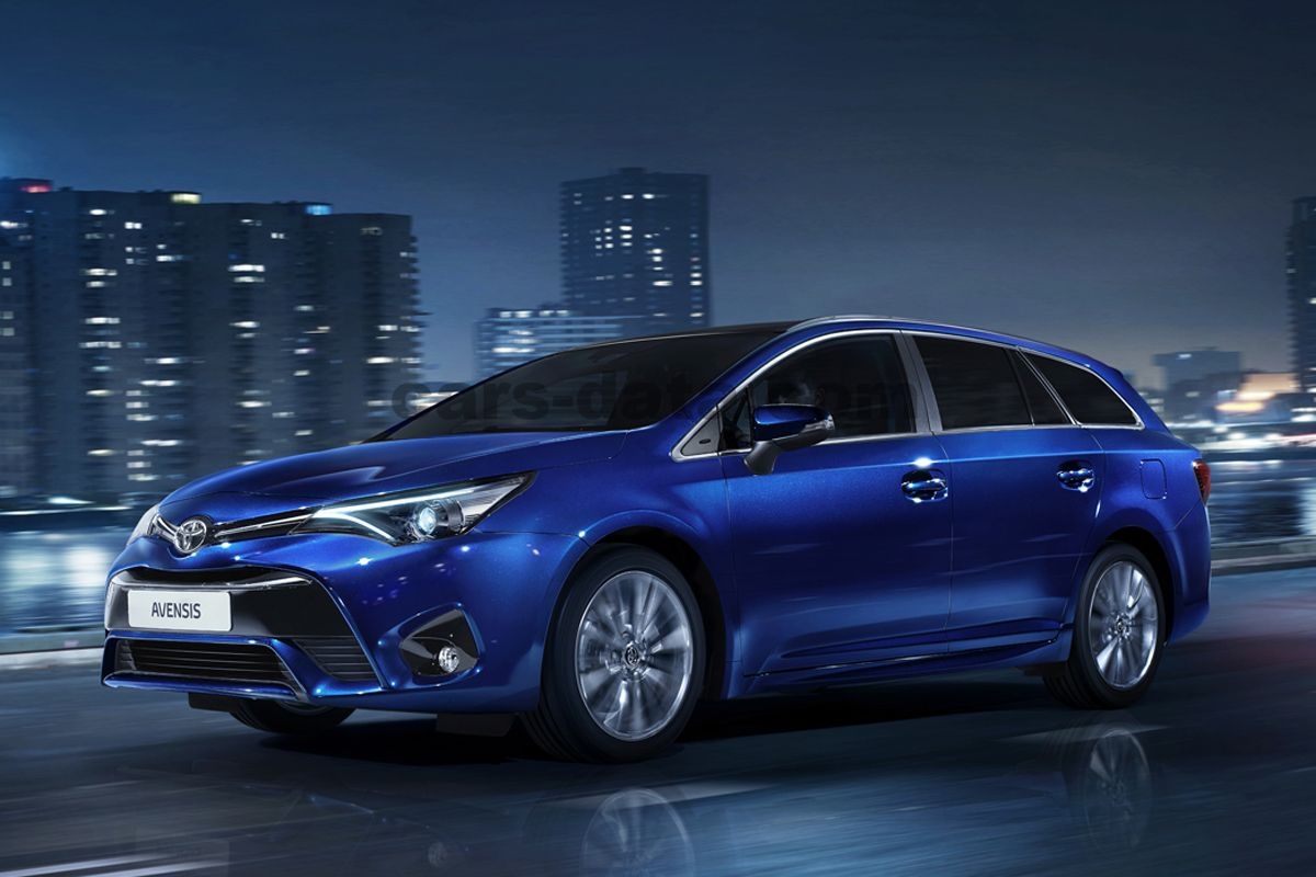 toyota avensis touring sports 2015 pictures toyota avensis touring sports 2015 images 15 of 34. Black Bedroom Furniture Sets. Home Design Ideas