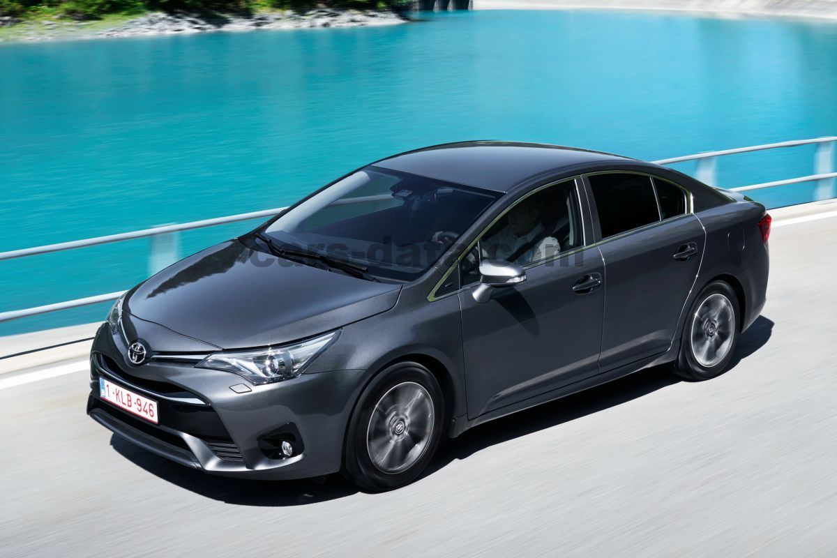 toyota avensis 2015 pictures toyota avensis 2015 images 3 of 32. Black Bedroom Furniture Sets. Home Design Ideas