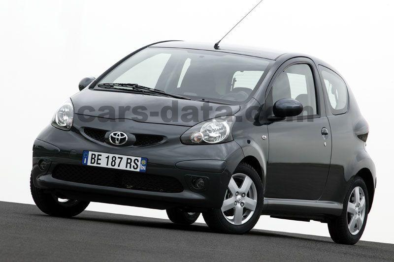 Toyota Aygo Fotos