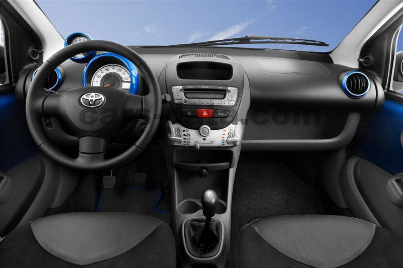 Toyota Aygo 2009 Pictures 6 Of 6 Cars Data