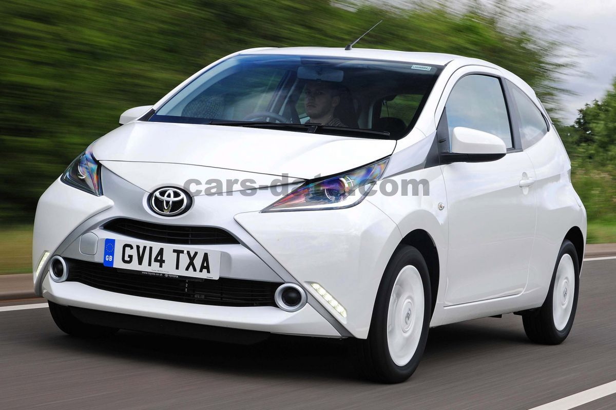 toyota aygo 1 0 vvt i x now manual 2015 present 69 hp 3 doors technical specifications. Black Bedroom Furniture Sets. Home Design Ideas