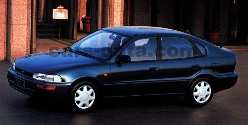Toyota Corolla Liftback 1 3 Xli Handgeschakeld 0 Door