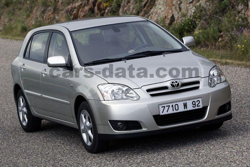 G Wagon Maybach >> Toyota Corolla 1.8 16v VVTL-i T Sport manual 5 door specs