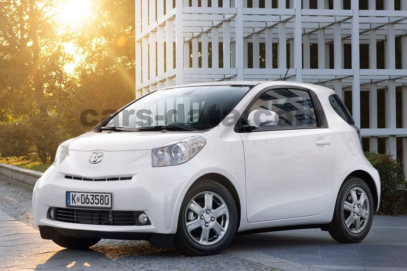 Toyota IQ 10 VVTi Access, Manual, 2010  2015, 68 Hp, 3