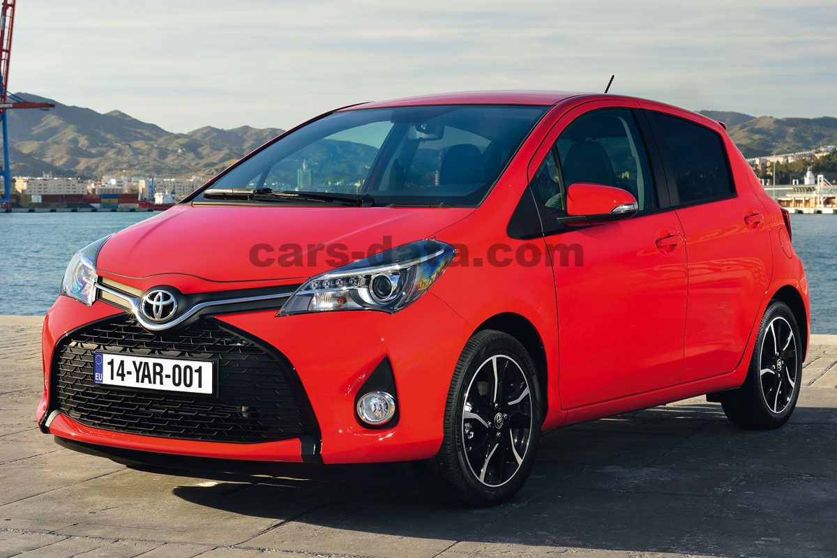 toyota yaris 1 5 full hybrid business plus 2016 present 100 hp 5 portes specs de voiture. Black Bedroom Furniture Sets. Home Design Ideas