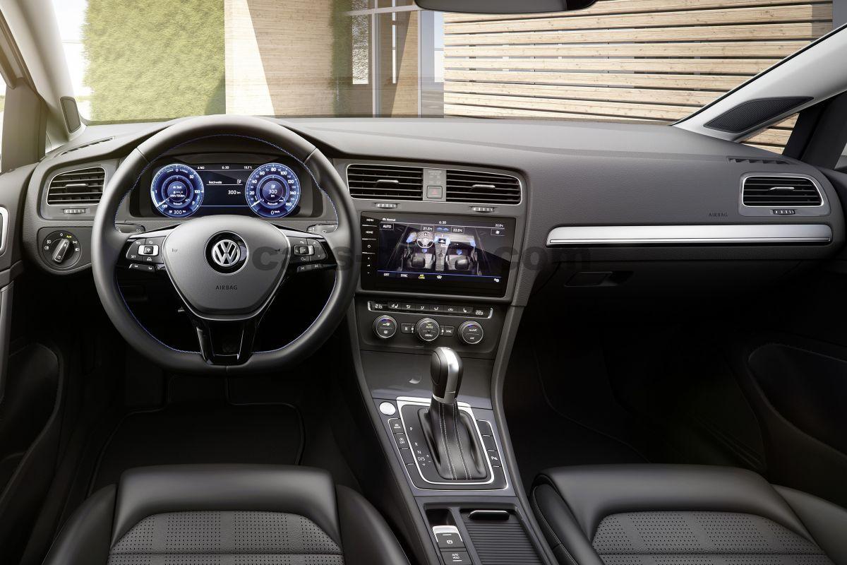 VW vw e golf specs : Volkswagen E-Golf 2017 images, Volkswagen E-Golf 2017 photos (33 ...
