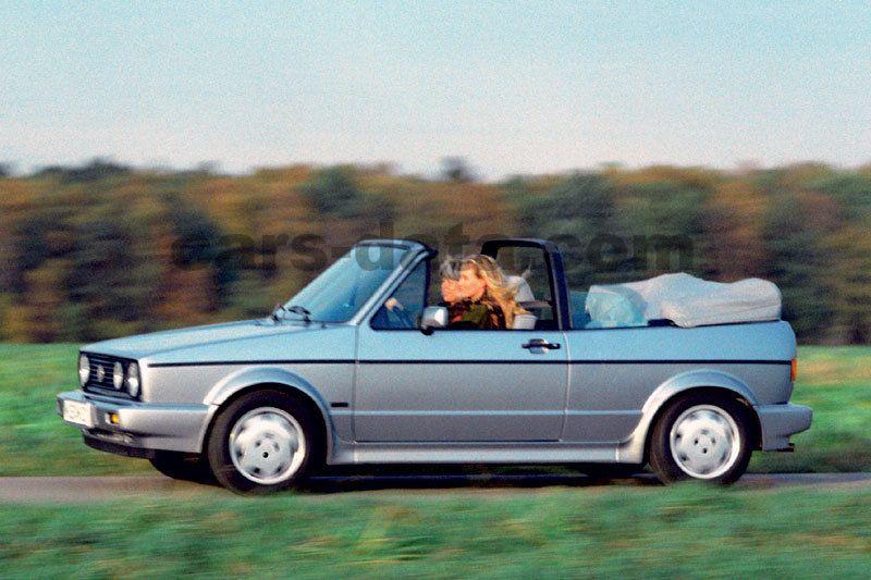 volkswagen golf cabriolet 1986 pictures volkswagen golf cabriolet 1986 images 2 of 5. Black Bedroom Furniture Sets. Home Design Ideas