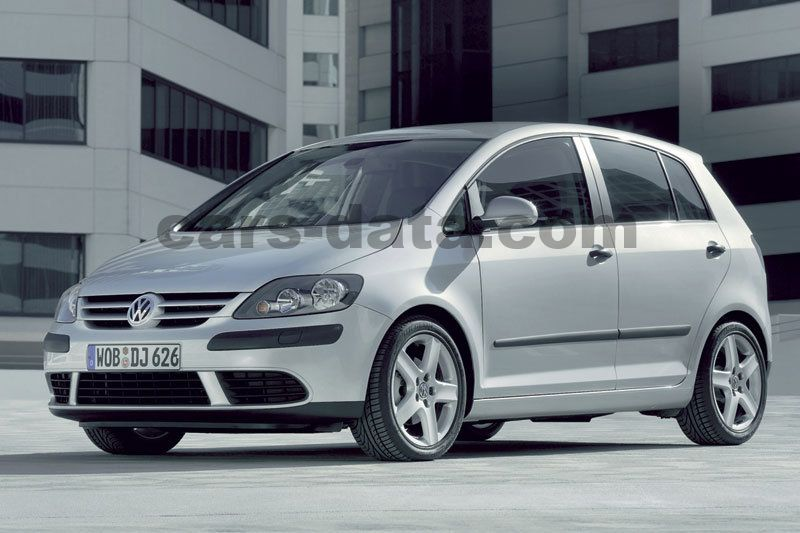Volkswagen Golf Plus 2005 Pictures 12 Of 12 Cars Data Com