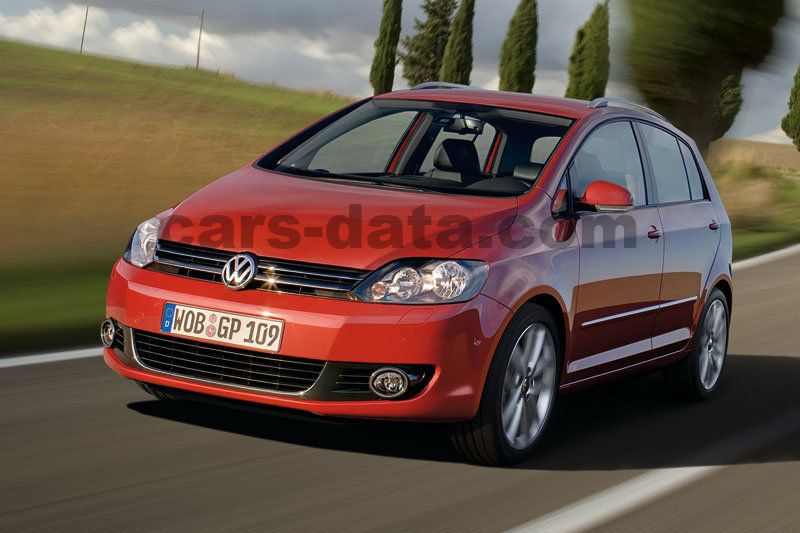 Volkswagen Golf Plus Slike